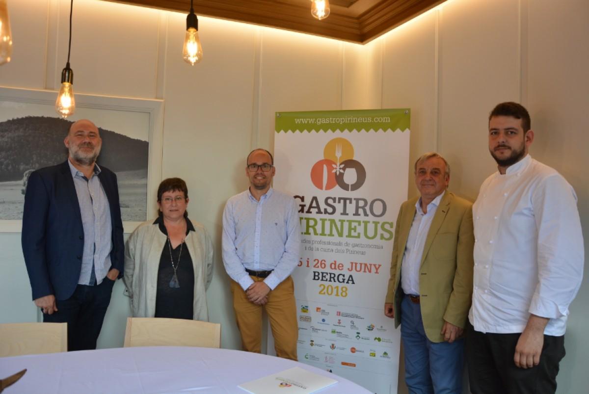 Toni Massanés, Rosa Serra, David Font, Francesc López i Pere Venturós. | Pilar Màrquez Ambròs